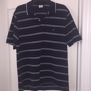 Brooks Brothers Polo. Black and Brown. Size M.